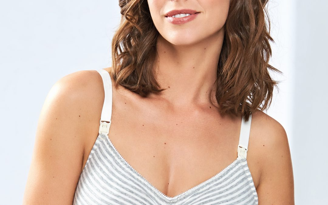 What are transitional maternity bras?